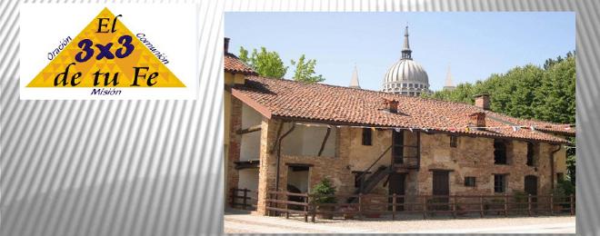 3×3 de tu fe – Peregrinació a Turí 2015 – Presentació (PWP)