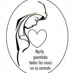 MARIA GUARDABA EN SU CORAZON