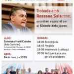LLAMADOS A PARTIR DE NUEVO CON ALEGRÍA. Conferencia de Rossano Sala (SDB)