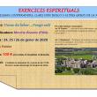 Exercicis Espirituals – Poblet 2020