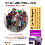 Sopar solidari el proper 28 de febrer al Centre de Badalona
