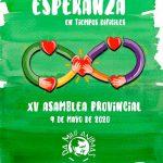 """XV Asamblea Provincia María Auxiliadora """"Esperanza en tiempos difíciles"""""""