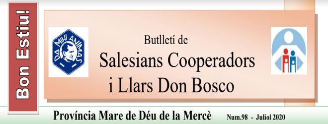 Butlletí Estiu 2020 – Boletín Verano 2020