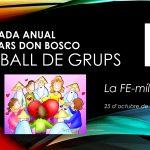 "Trobada anual Llars Don Bosco / Tema anual curs 2020-21 ""FE-MALIA"""