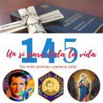 145 anys de la fundació dels Salesians Cooperadors                                      / 145 años de la fundación de los Salesianos Cooperadores